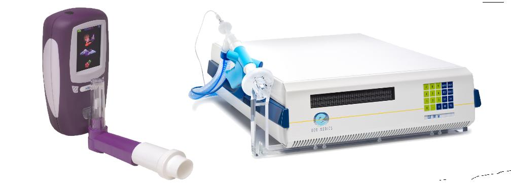 Измерение уровня оксида азота в выдыхаемом воздухе